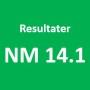 Resultater NM 14.1