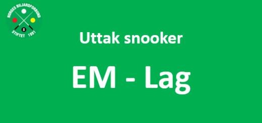 Uttak_EM_Lag_Snooker