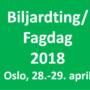 Biljardting/Fagdag 2018